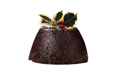 One (1) 500g Christmas Pudding