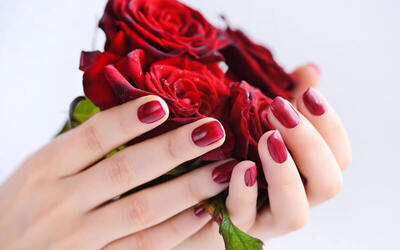 Gel Manicure or Gel Pedicure for 1 Person