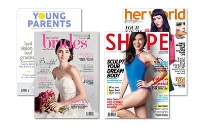 12-Month Digital Subscription of 8 Days Singapore Magazine