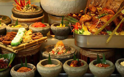 JamuSelera Dinner Buffet for 1 Adult