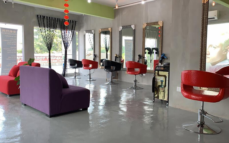 Hair Color Zoom Saloon featured image.