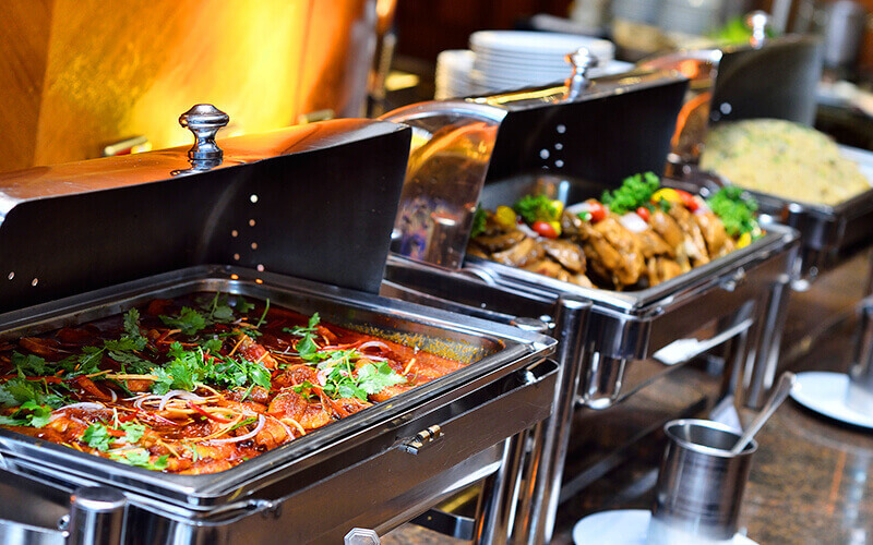 (Mon - Sat) Taste of Malaysia Buffet Lunch for 4 Adults