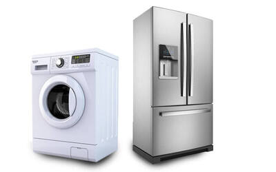 Refrigerator / Washing Machine Service and Cleaning for 1 Unit