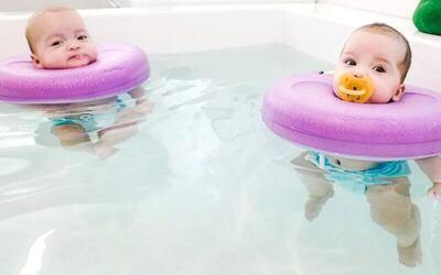 Baby/Kids Spa (Massage + Swimming + Gym) Selama 120 Menit