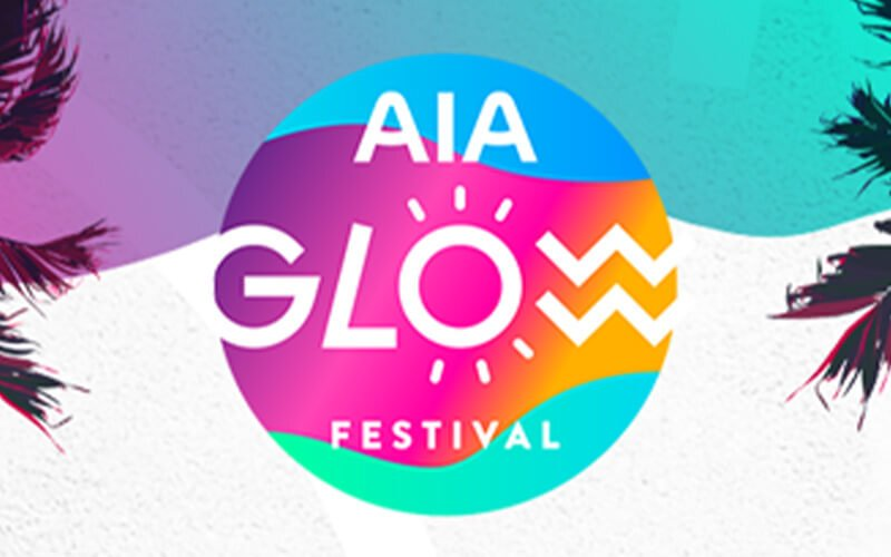 AIA GLOW FESTIVAL 2019 featured image.