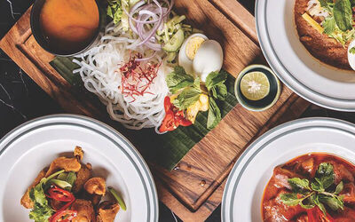 RM40 Cash Voucher for Asian Fusion Cuisine
