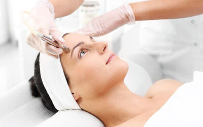 1x Microdermabrasi Diamond Facial Treatment + Free Konsultasi Dokter