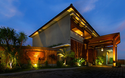 Bali: 3D2N Stay in 1-Bedroom Pool Villa for 2 People