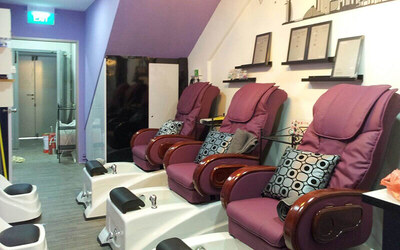 Classic Mani-Pedi for 1 Person (2 Sessions)