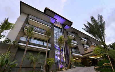 Bali: 4D3N Stay in 1-Bedroom Executive Suite for 2 People