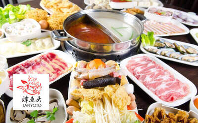 [Flash] Sichuan-Style Steamboat Buffet for 2 People