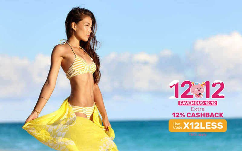 [12.12] Brazillian SHR Hair Removal for 1 Person (1 Session)