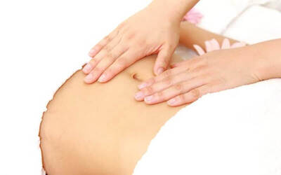 Ovary and Feminine Care Treatment with Energy Hot Stone Therapy for 2 People