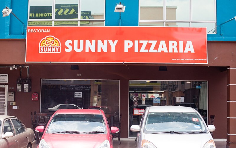 Sunny Pizzaria featured image.