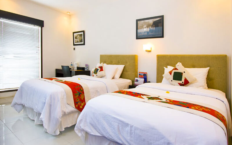Seminyak: 4D3N in Superior Room + Breakfast + Lunch
