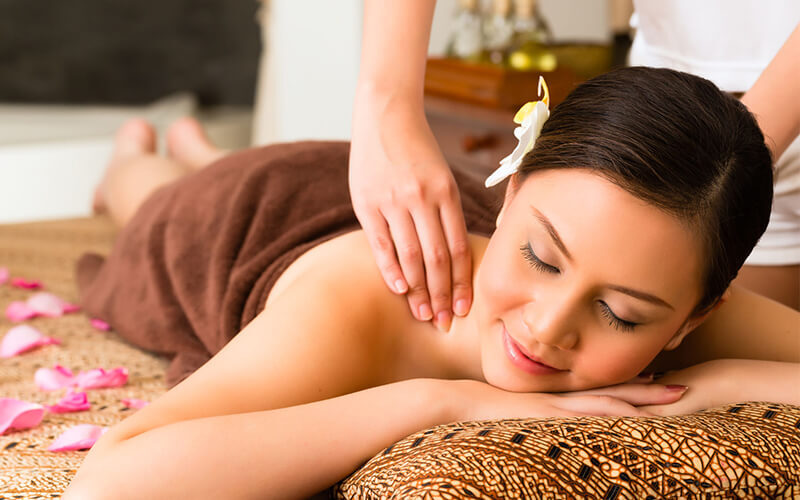 Tropical Paradise Massage and Facial Package for 1 Person