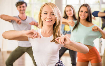 2-Week Access to Zumba / Piloxing / Yoga / Motion Fit for 1 Person