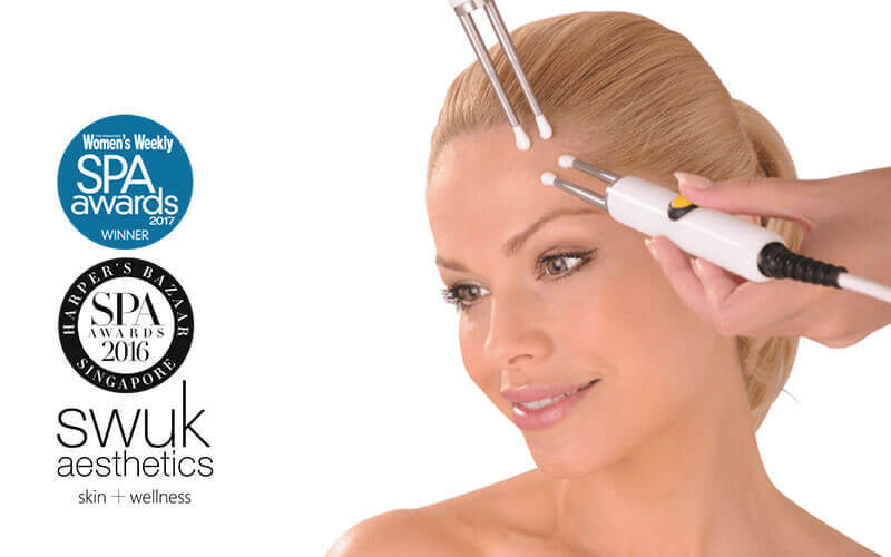 75-Minute CACI Lift and Transform Facial for 1 Person (2 Sessions)