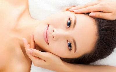 Firming, Brightening, Pore Refining, OR Sensitive Facial for 1 Person
