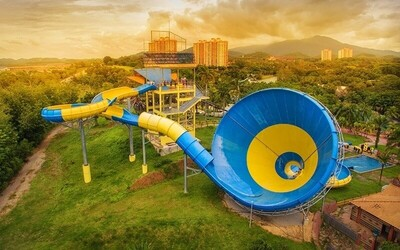 (Mon - Fri) Admission to Water Theme Park for 1 Adult