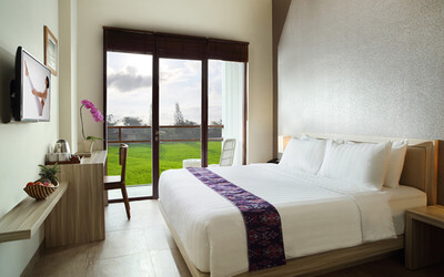 Ubud: 2D1N in Superior Room + Breakfast