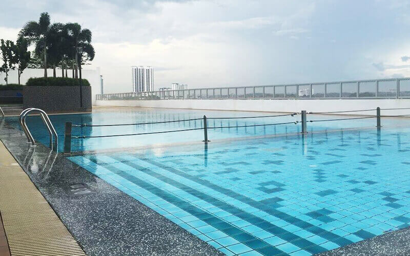 Johor Bahru: 2D1N Stay in Deluxe Apartment Room for 4 People