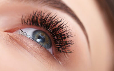 Eyelash Perming and Hydrating Eye Treatment for 1 Person