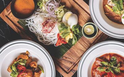 RM100 Cash Voucher for Asian Fusion Cuisine