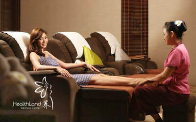 (Mon-Fri) Full Body Thai Oil Massage / Foot Reflexology for 1 Person