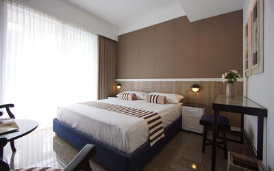 Seminyak: 3D2N in Deluxe Room + Breakfast
