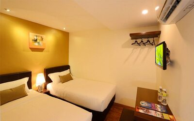 Langkawi: 2D1N Stay in Standard Twin Room for 2 People