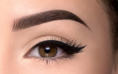 Fashion Color Eyelash Extensions + Mascara Wand