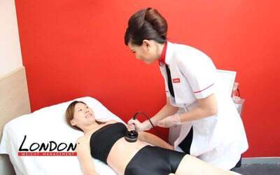 [12.12] London Slimming Package with Fat Dissolving, Fat Burning, and Figure Trimming Treatments for 1 Person