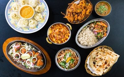 $50 Cash Voucher for Indian and Nepalese Cuisine
