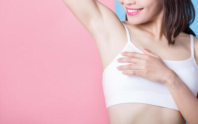 Aura Total Underarms Hair Free Treatment (45 Menit): Microdermabration + Hair Free + Mask + Konsultasi Dokter