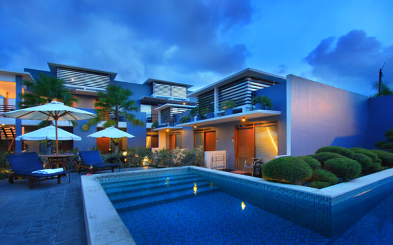 The Harmony Seminyak Hotel featured image.