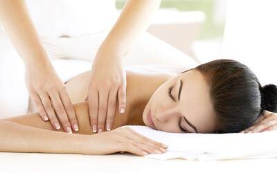 1-Hour 30-Minute Full Body Massage + Back Gua Sha + Foot Bath for 1 Person