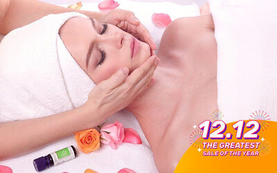 [12.12] 1.5-Hour Signature Customised Energising Facial for 1 Person