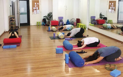 Two (2) 1-Hour Sessions of Yoga for 1 Person