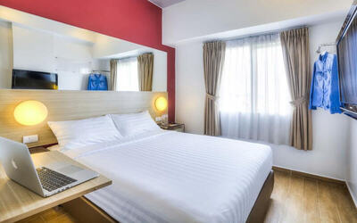 Bekasi: 2D1N in Double / Twin Room (Room Only)