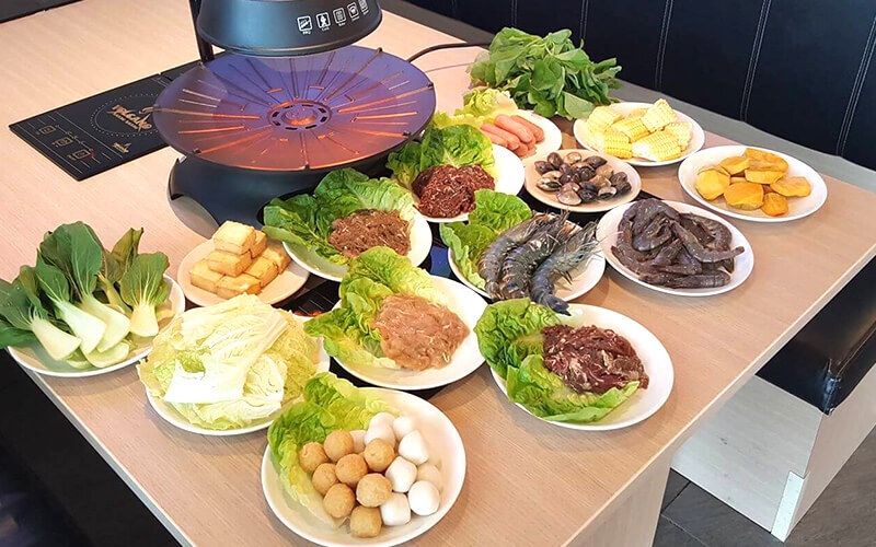 Steamboat Lunch Buffet for 1 Person