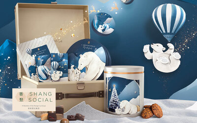 Shang Social: $30 Cash Voucher for Christmas Goodies