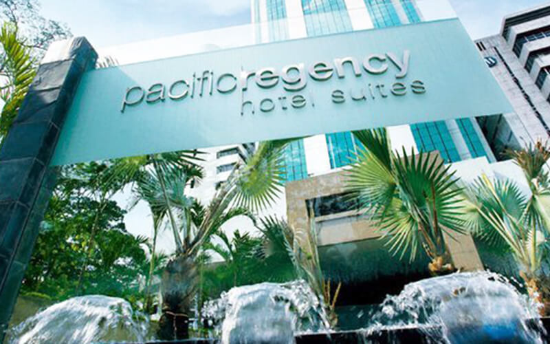 Pacific Regency Hotel Suites (F&B) featured image.