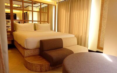 Seminyak: 4D3N in Deluxe Room + Breakfast