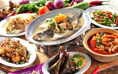 RM50 Cash Voucher for Rak Thai Village Cuisine
