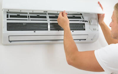 Air-Conditioner Steam Wash Service for 4 Units