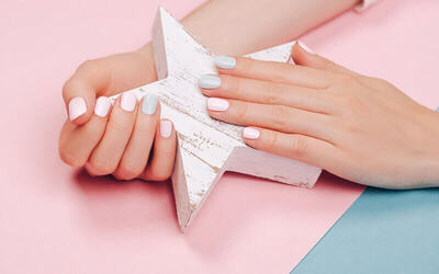 Buy 1x Manicure + Gel Polish Get Free 1x Pedicure + Gel Polish