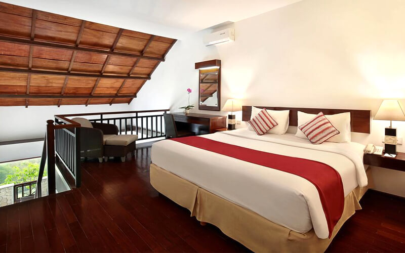 Nusa Dua: 2D1N Stay in Duplex Family Pool View + Breakfast