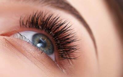 Keratin Eyelash Perming for 1 Person