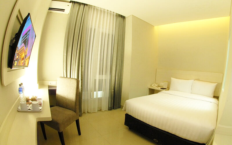 Bandung: 2D1N in Comfort Room (Room Only)
